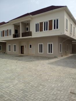 5 Bedroom Stand Alone Duplex, Beside Chevy View Estate, Lafiaji, Lekki, Lagos, Terraced Duplex for Rent