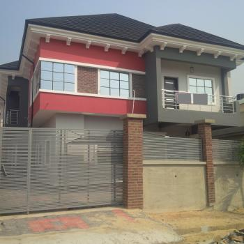 Brand New and Tastefully Finished Detached House with Bq, Chevy View Estate, Lekki, Lagos, Detached Duplex for Rent