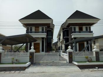 Magnificent, Brand New and Luxuriously Finished 5 Bedroom Fully Detached Duplex with Swimming Pool and Boys Quarters, Lekky County Homes, Ikota Villa Estate, Lekki, Lagos, Detached Duplex for Sale