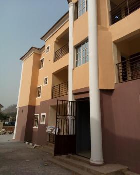 (price Slash): a Brand New 3 Bedroom Flat with a Studio Apartment Bq, Behind Jimeta Filling Station, Apo, Abuja, Flat for Rent