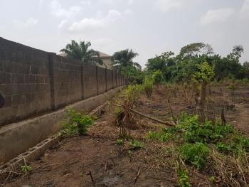 Fenced Land of  900sqm, Impa Estate, Oke-badan Housing Estate,  Akala Road, Akobo, Ibadan, Oyo, Residential Land for Sale