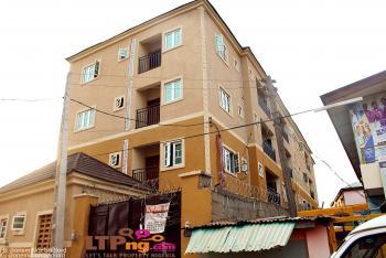 Newly Built Luxury Finished 3 Bedroom Apartment, Bajulaiye, Fola Agoro, Yaba, Lagos, Flat for Rent