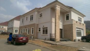 Luxury Fully Serviced 5 Bedroom Detached Duplex with 1 Room Bq in an Estate, Maitama Extension, Maitama District, Abuja, Detached Duplex for Rent