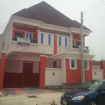 Newly Built and Tastefully Finished Luxury Duplex with Bq, Idado, Lekki, Lagos, Semi-detached Duplex for Sale