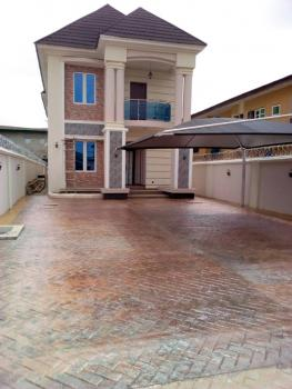 4 Bedroom Duplex with Attached Bq, Off Charity Road, Abule Egba, Agege, Lagos, Detached Duplex for Sale