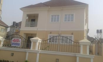 Luxury 4 Bedroom Detached House with 1 Bedroom Flat Bq, Life Camp, Gwarinpa, Abuja, Detached Duplex for Rent