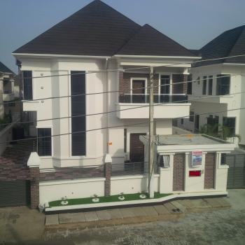 Brand New and Super Luxury 5 Bedroom Detached Duplex with Bq, Osapa, Lekki, Lagos, Detached Duplex for Rent