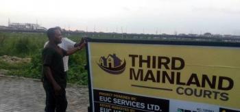 Third Mainland Estate, Near Global Impact Church, Gbagada, Gbagada Phase 2, Gbagada, Lagos, Mixed-use Land for Sale