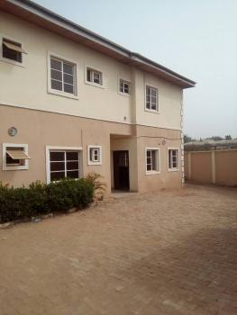 5 Bedroom Semi Detached Duplex, Off Fumi Ransome Kuti Road, Area 3, Garki, Abuja, Flat for Rent