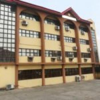 Open Planned Office Space Measuring 156sqm, Cbd, Alausa, Ikeja, Lagos, Office Space for Rent
