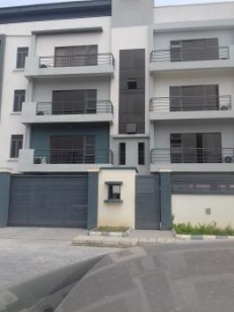an Attractive 2-bedroom Terrace Duplex with Air Condition, Fitted Kitchen with Well Finished Shelves, Oniru, Victoria Island (vi), Lagos, Terraced Duplex for Sale