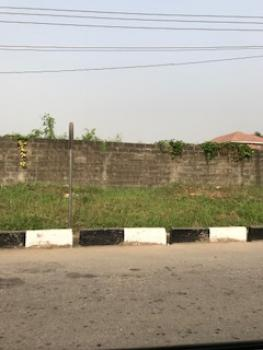 3130sqm Waterfront Land with Dilapidtaed Structure, Osborne, Ikoyi, Lagos, Residential Land for Sale