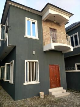 Brand New, Well Finished and Spacious 4 Bedroom Detached Duplex with Boys Quarters, Badore, Ajah, Lagos, Detached Duplex for Sale