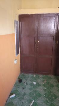 One Room Self-contained Flat, Shobande Street, Chemist, Akoka, Yaba, Lagos, Flat for Rent