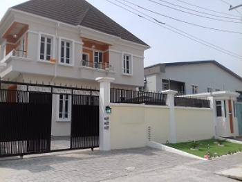 Beautifully Finished 3 Units of Four Bedroom Terrace Duplex with a Room Boys Quarters, Right Side, Lekki Phase 1, Lekki, Lagos, Terraced Duplex for Sale