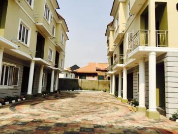 Tastefully Finished 3 &4 Bedroom Terrace, M. Eletu Street, Osapa, Lekki, Lagos, Flat for Rent