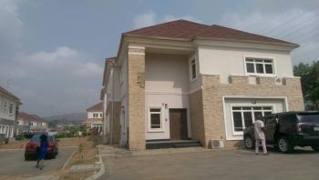 Fully Detached 5 Bedroom with 1 Room Bq, Aso Grove Estate, Maitama Ext, Maitama District, Abuja, Detached Duplex for Rent