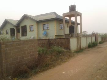 6 Flats with Bungalow, 45, Bolanle, Osogbo, Osun, Block of Flats for Sale