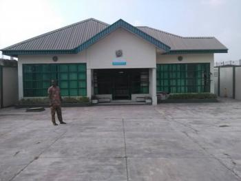 Office Space on Large Ground, Awolowo Way, Alausa, Ikeja, Lagos, House for Sale