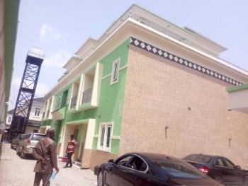 Tastefully 2 Bedroom Terrace Duplex, Osapa, Lekki, Lagos, Terraced Duplex for Rent