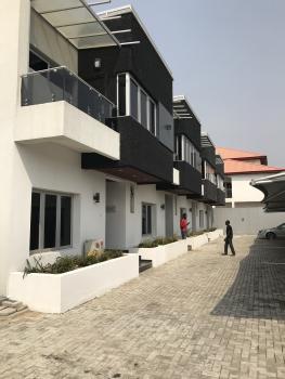 Brand New Four(4) Bedroom Terrace with Bq, T F Kubuoye, Oniru, Victoria Island (vi), Lagos, Terraced Duplex for Sale