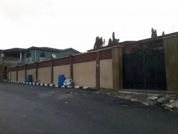 Twin 3 Bedroom Flats with Twin 1 Bedroom Self Contained Bq, Plot 18 Yellow Gate Unity Rd, Off Transformer Rd, Off Oluyole Ext Rd, Oluyole, Oyo, Block of Flats for Sale