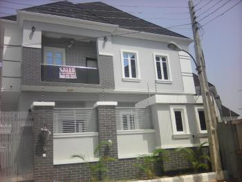 Luxury Newly Built 5 Bedroom Fully Detached Duplex with a Swimming Pool, Chevy View Estate, Lekki, Lagos, Detached Duplex for Sale