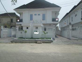 4 Bedroom Semi-detached with Duplex Good Finishing, Chevron Drive, Chevy View Estate, Lekki, Lagos, House for Sale