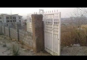 Plot ,750sqm, Distress Sale  Not Negotiable, Katampe/mpape District, Mpape, Abuja, Residential Land for Sale