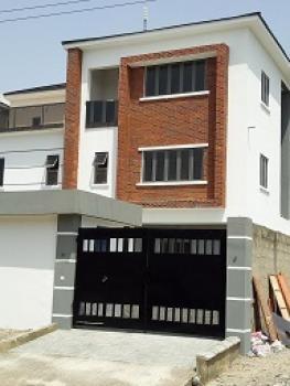 an Attractive  5 Bedroom Semi-detached Duplex with a Room Boys Quarters, Lekki Phase 1, Lekki, Lagos, Semi-detached Duplex for Sale