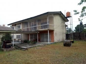 1500sqm Plus House with Guest Chalet (fantastic Location), Gra, Apapa, Lagos, House for Sale