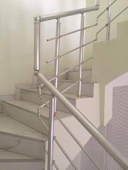 4 Bedroom Semi Detached Duplex with 1 Room Bq,  Generator, Inverter and Gate House, Off Chief Collins Street, Lekki Phase 1, Lekki, Lagos, Semi-detached Duplex for Rent