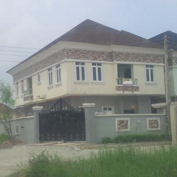 New 5 Bedroom with Bq, Idado, Lekki, Lagos, Detached Duplex for Rent