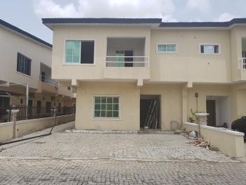 4 Bedroom Semi Detached Carcass Duplex, Lekki Gardens Estate, Ajah, Lagos, Semi-detached Duplex for Sale
