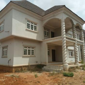 a Solidly Built Detached Duplex at 90% Completion, Fitted with an Attached Bq/ Space for Guest Chalet, Borehole & Gatehouse Built, Within a Fast Developing Estate in Apo Dutse, Off Copacabana Estate, Apo, Abuja, Detached Duplex for Sale