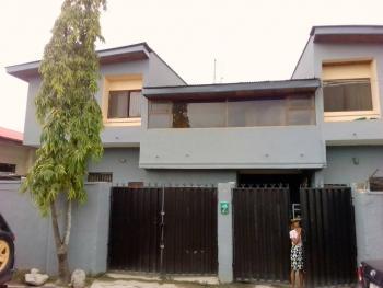 a Wing of 5 Bedroom Duplex, Adeniran Ogunsanya, Surulere, Lagos, Semi-detached Duplex for Rent