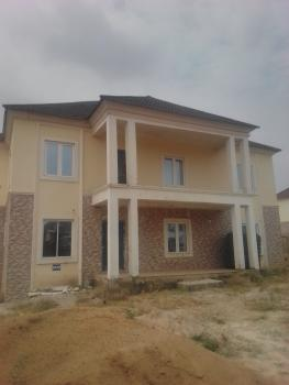 4 Bedroom Duplex with 2 Rooms Bq, Naf Valley Estate, Guzape Annex, Behind Abacha Barrack, Guzape District, Abuja, Detached Duplex for Sale