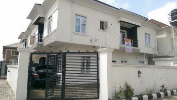 Lovely Five Bedroom Detached House with Bq, Agungi, Lekki, Lagos, Detached Duplex for Rent