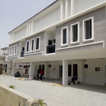 Luxury 3 Bedroom Terraced Duplex, with Fitted Kitchen, in a Secured Mini Estate, Lafiaji, Lekki, Lagos, Terraced Duplex for Sale