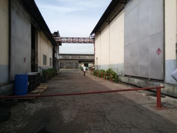 3 Bay Warehouses with an Office Complex on Two Floors on 7562sqm, Ilupeju Industrial Estate, Ilupeju, Lagos, Warehouse for Sale