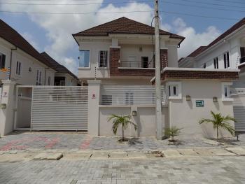 Exquisitely Finished 5 Bedroom Luxury Duplex with a Staff Quarter, Before Chevron, Idado, Lekki, Lagos, Detached Duplex for Sale