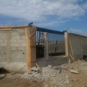 Fenced and Gated Corner Piece Plot, Directly Along Lekki-epe Expressway, Before Lbs on The Left Side, Sangotedo, Ajah, Lagos, Commercial Land for Sale