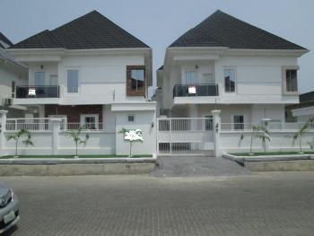 5 Bedroom Fully Detached Duplex with Boys Quarter, Off Udeco Road, Chevy View Estate, Lekki, Lagos, Detached Duplex for Sale
