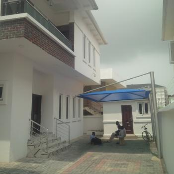 Magnificent, Brand New and Tastefully Finished 5bedroom Detached Duplexes with Bq, Idado, Lekki, Lagos, Detached Duplex for Sale