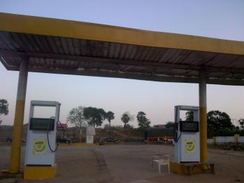 Instalment Allowed - 45m-distress Sale of Very Functional Petrol Station in Owo Junction,owo,ondo, Owo-ikare Road, Owo Junction, Owo Road, Owo, Ondo, Filling Station for Sale