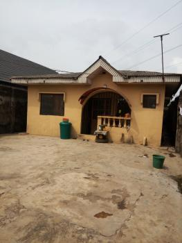 Solid 2 Wings of 2 Bedroom Flat and a Mini Flat, Amule Ashipa, Ayobo, Lagos, Block of Flats for Sale