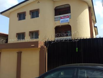 a Nicely Built and Spacious 3 Bedroom Flat, Ajani Adarijo Close, Oko-oba, Agege, Lagos, Flat for Rent