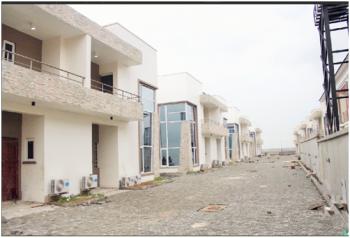 Water Front 4 Bedroom Terrace Duplex, Osborne Phase 2, Osborne, Ikoyi, Lagos, Terraced Duplex for Sale