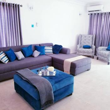 Stunning 3 Bedroom  Furnished Apartment, Water Corporation, Dolphin Estate, Ikoyi, Lagos, Flat Short Let