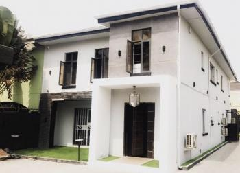 Brand New Four Bedroom Semi Detached House with a Room Bq, Lekki Phase 1, Lekki, Lagos, Semi-detached Duplex for Sale